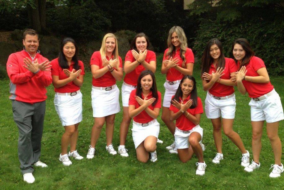 womens golf day photo